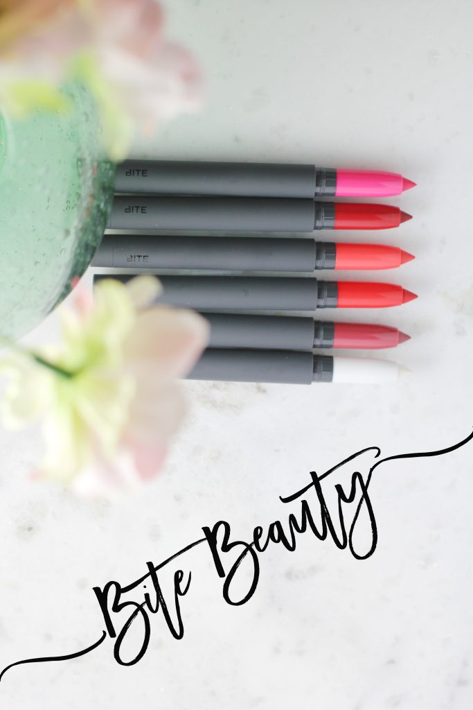 Bite Beauty Matte Creme Lip Crayons Spring 2016