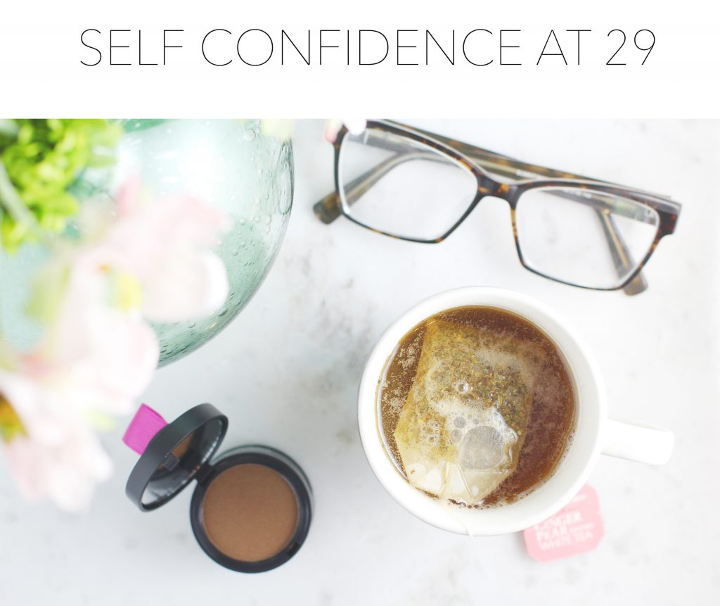 Self Confidence at 29 with Gray Away 2