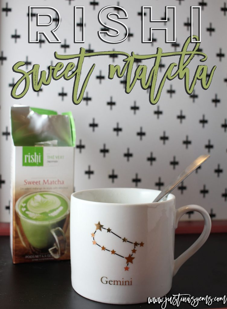 rishi sweet matcha tea review