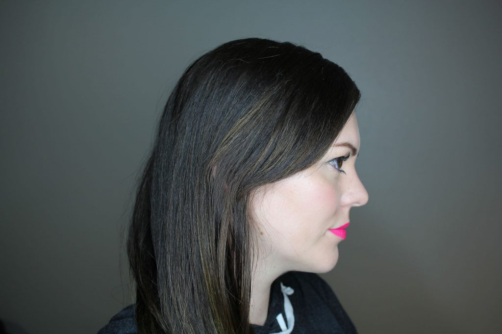wearing the tarteist contour palette