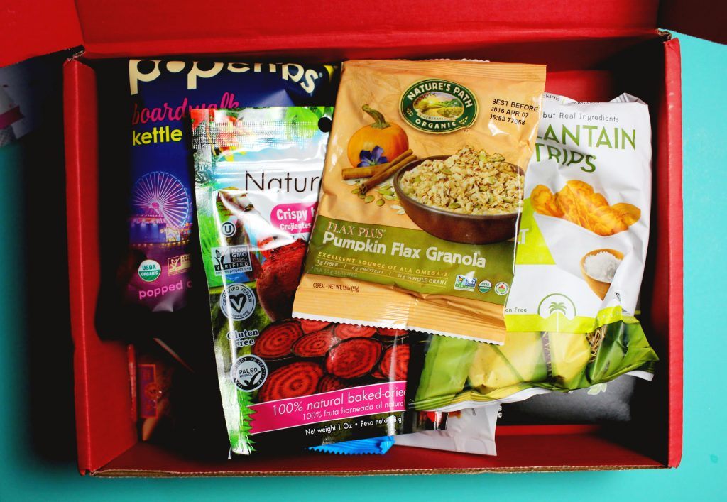 LoveWithFood Subscription Box