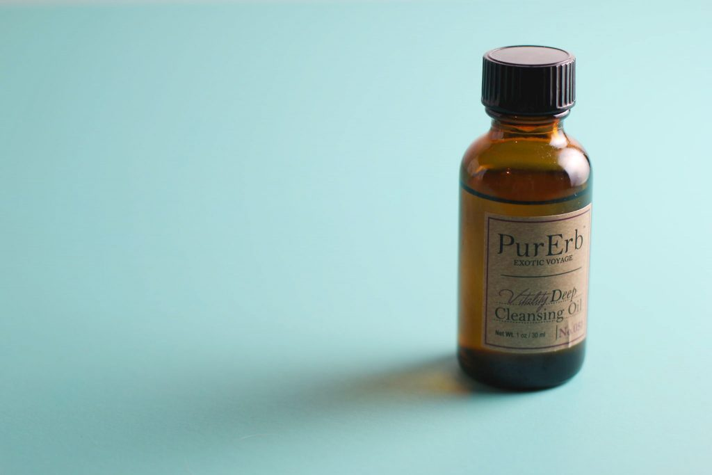 PurErb Vitality Deep Cleansing Oil