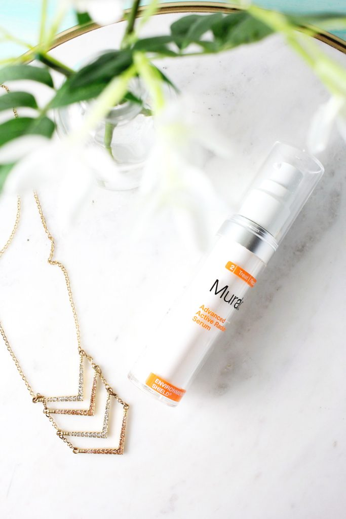 How to Achieve a Radiant Complexion- Murad Advanced Active Radiance Serum