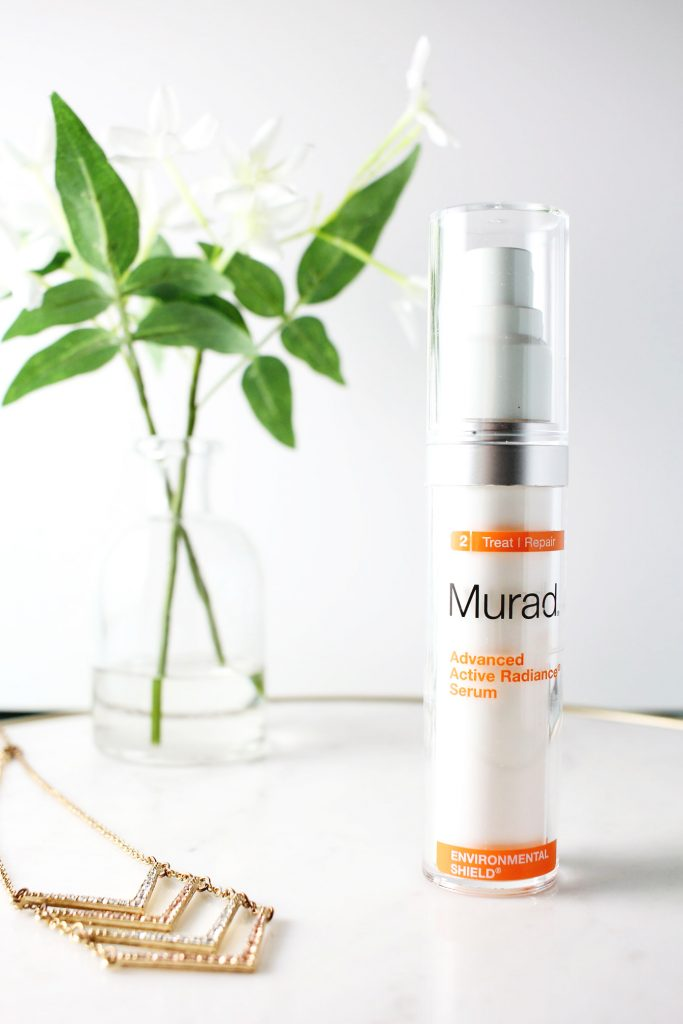 Radiant skin with Murad Advanced Active Radiance Serum