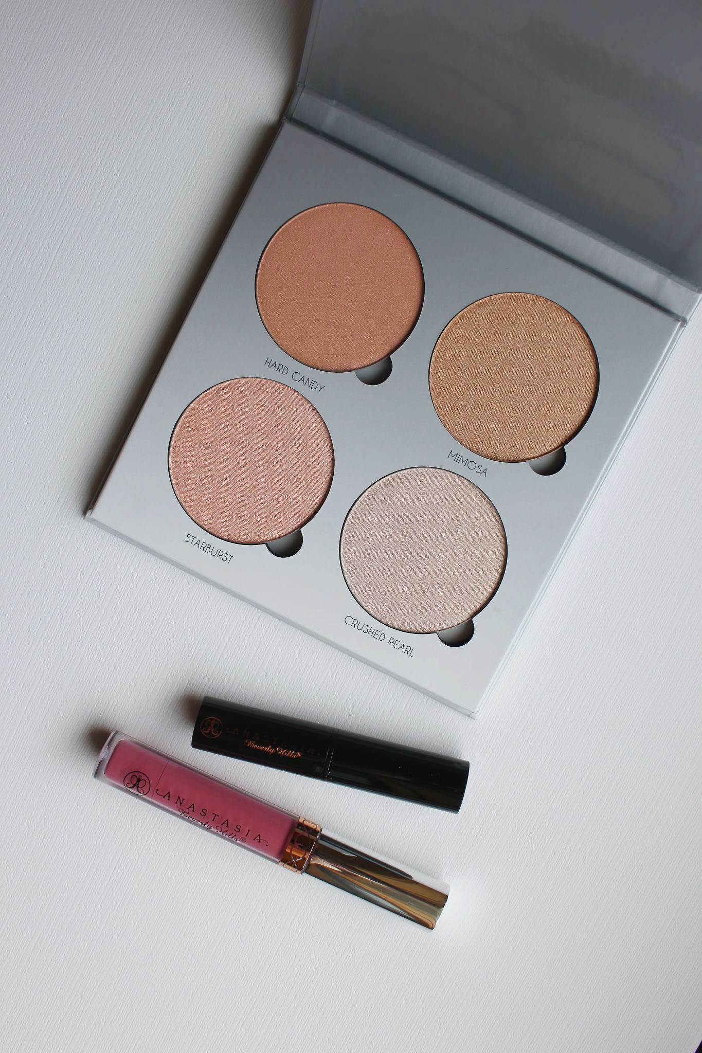 3 New Products by Anastasia