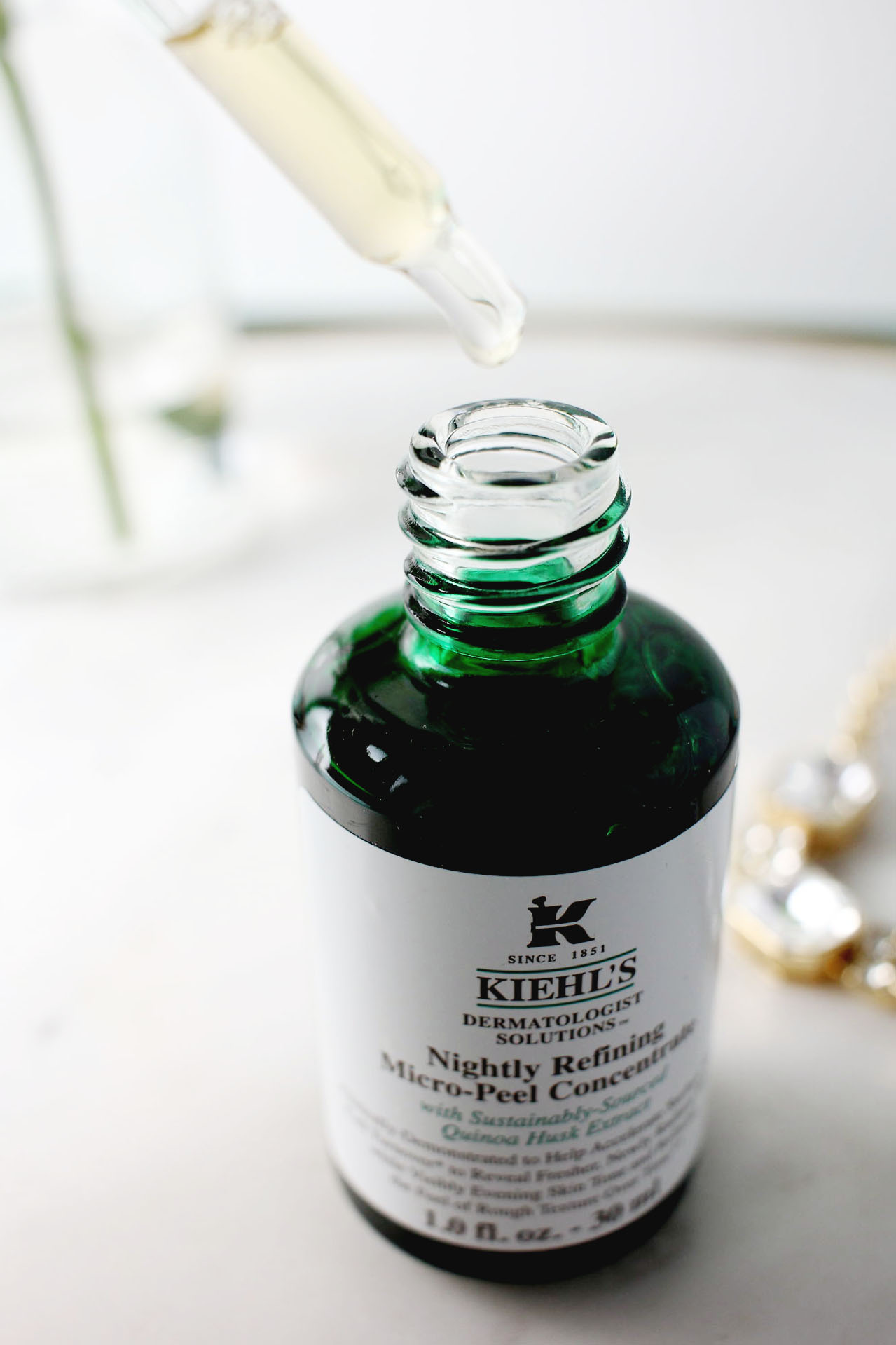 Dermatologist Solutions™ Nightly Refining Micro-Peel Concentrate by Kiehl's