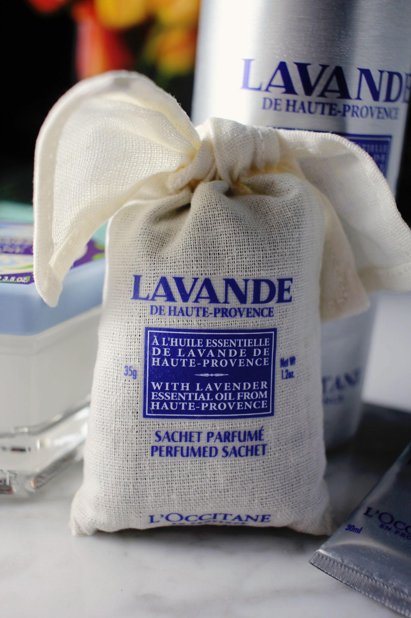 L'Occitane Lavender Perfume Satchet