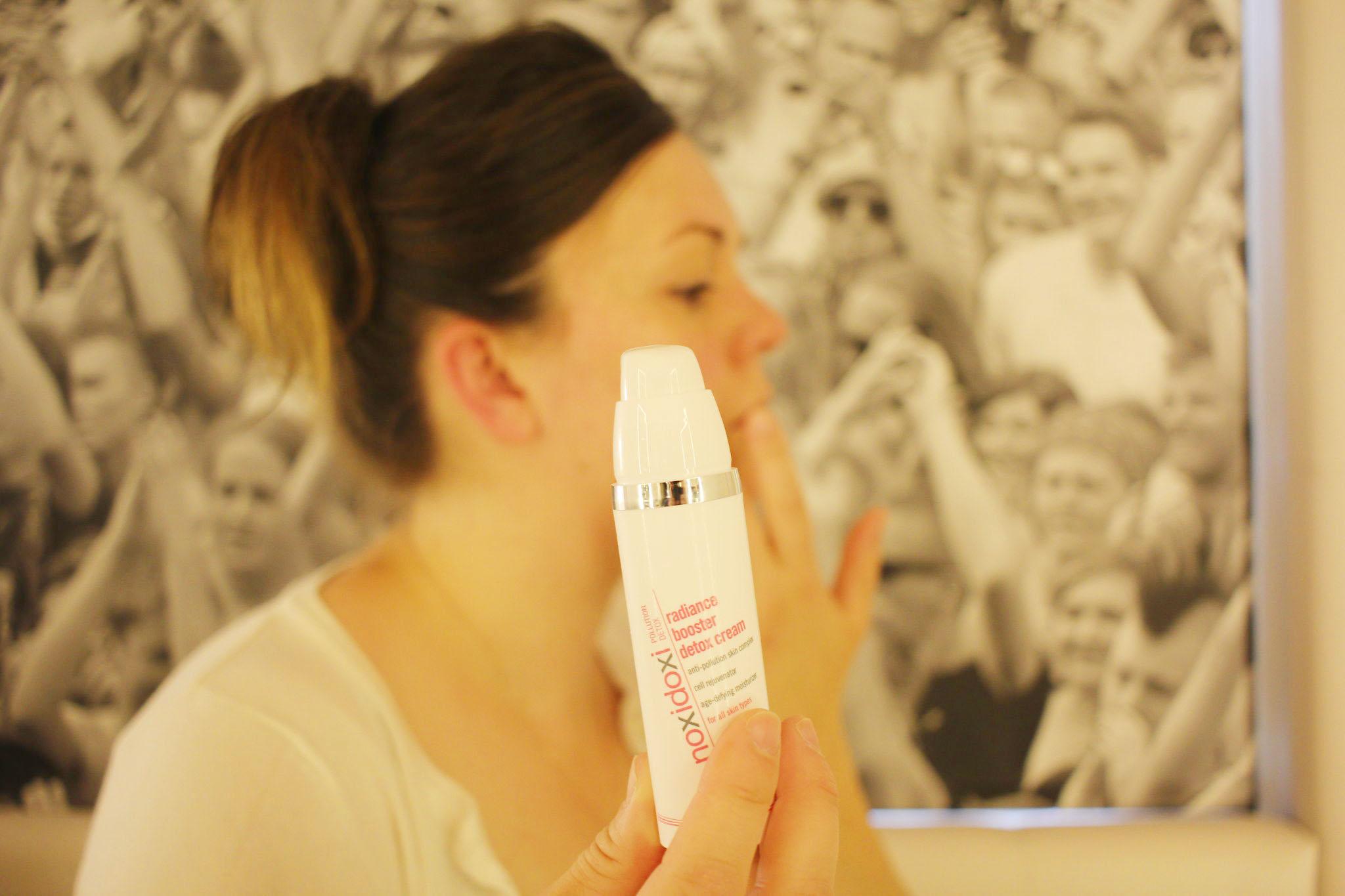 Radiance Booster Detox Cream