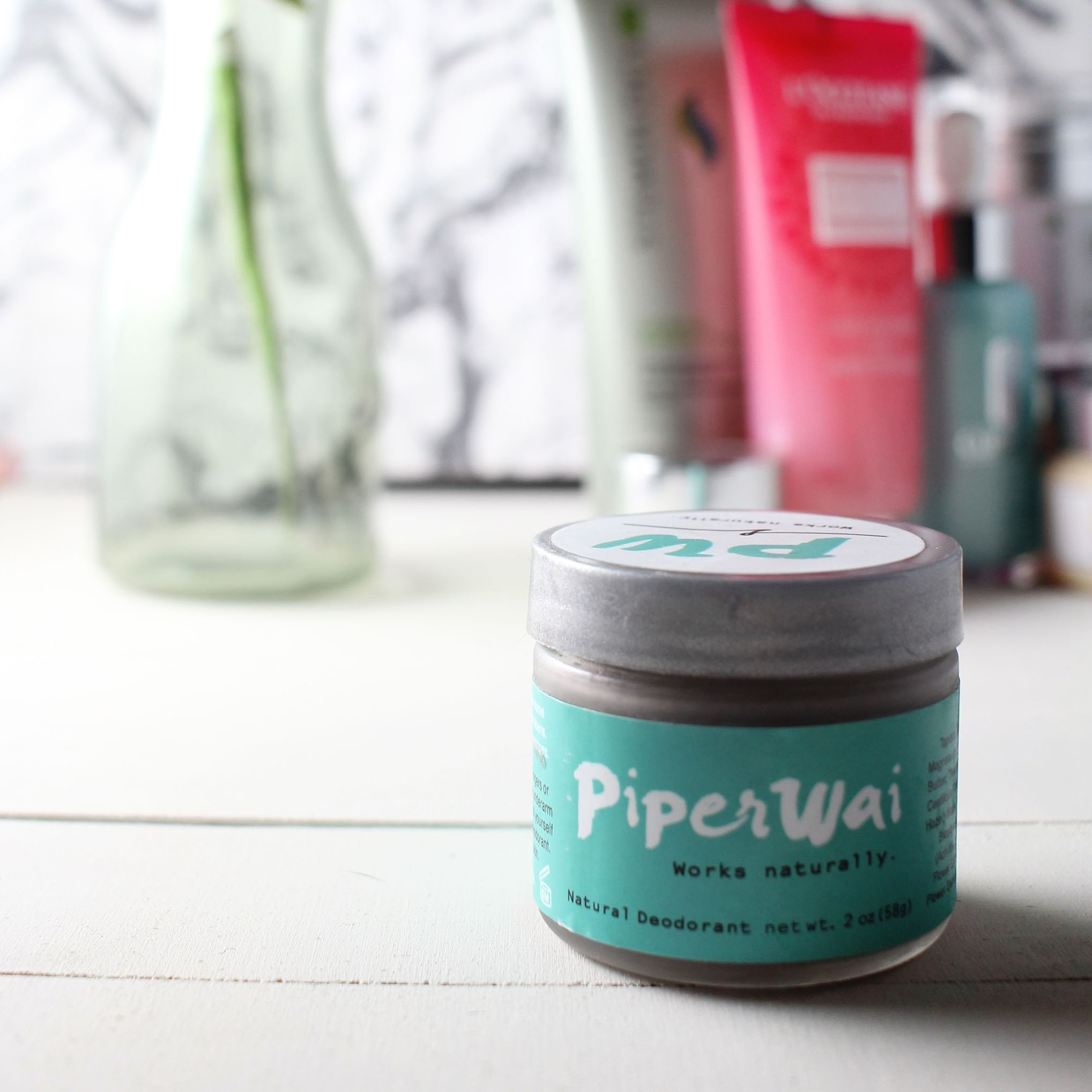 Best Natural Deodorant- PiperWai