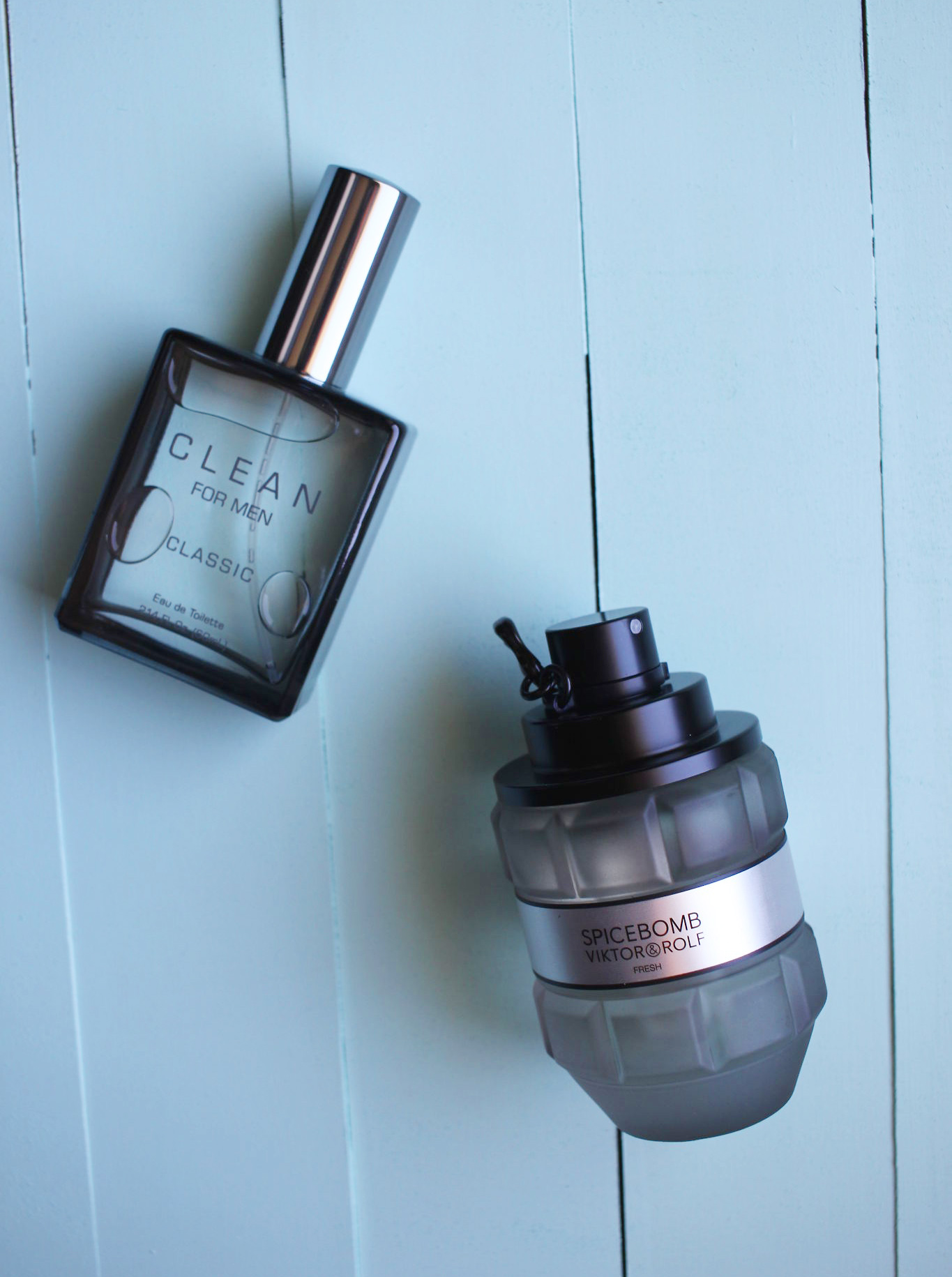 Clean Classic for Men, Victor & Rolf Spice Bomb