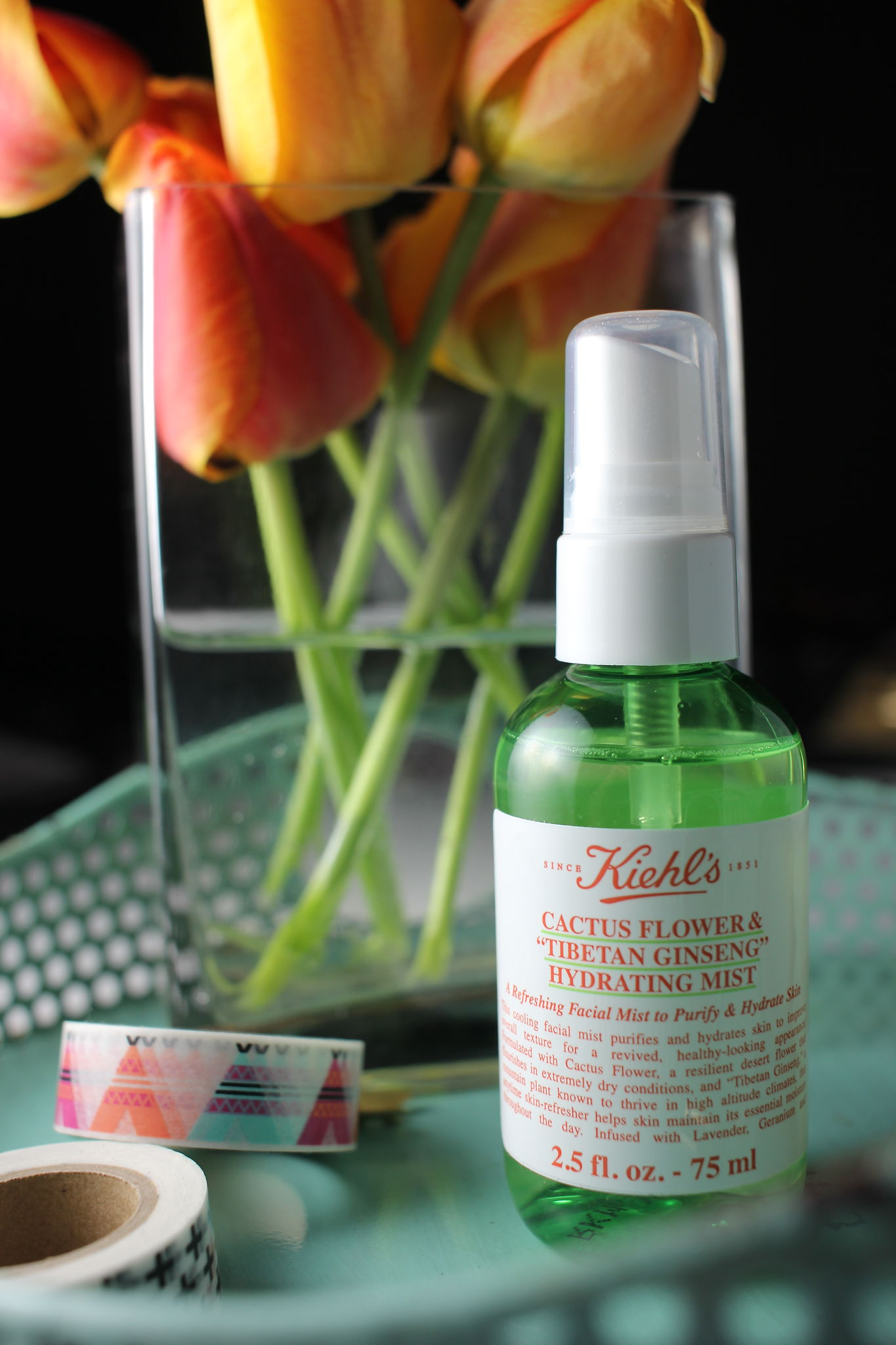 Kiehl's Cactus Flower and Tibetan Gingseng Hydrating Mist