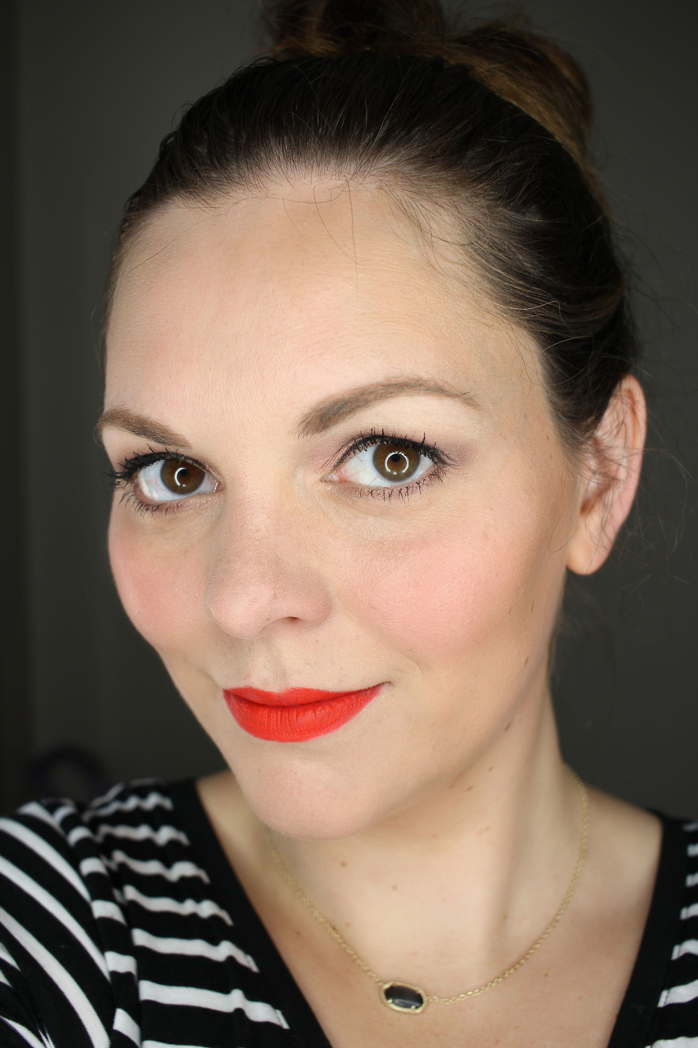 MAKE UP FOR EVER Lip Fever- Explosive Orange Lip Collection