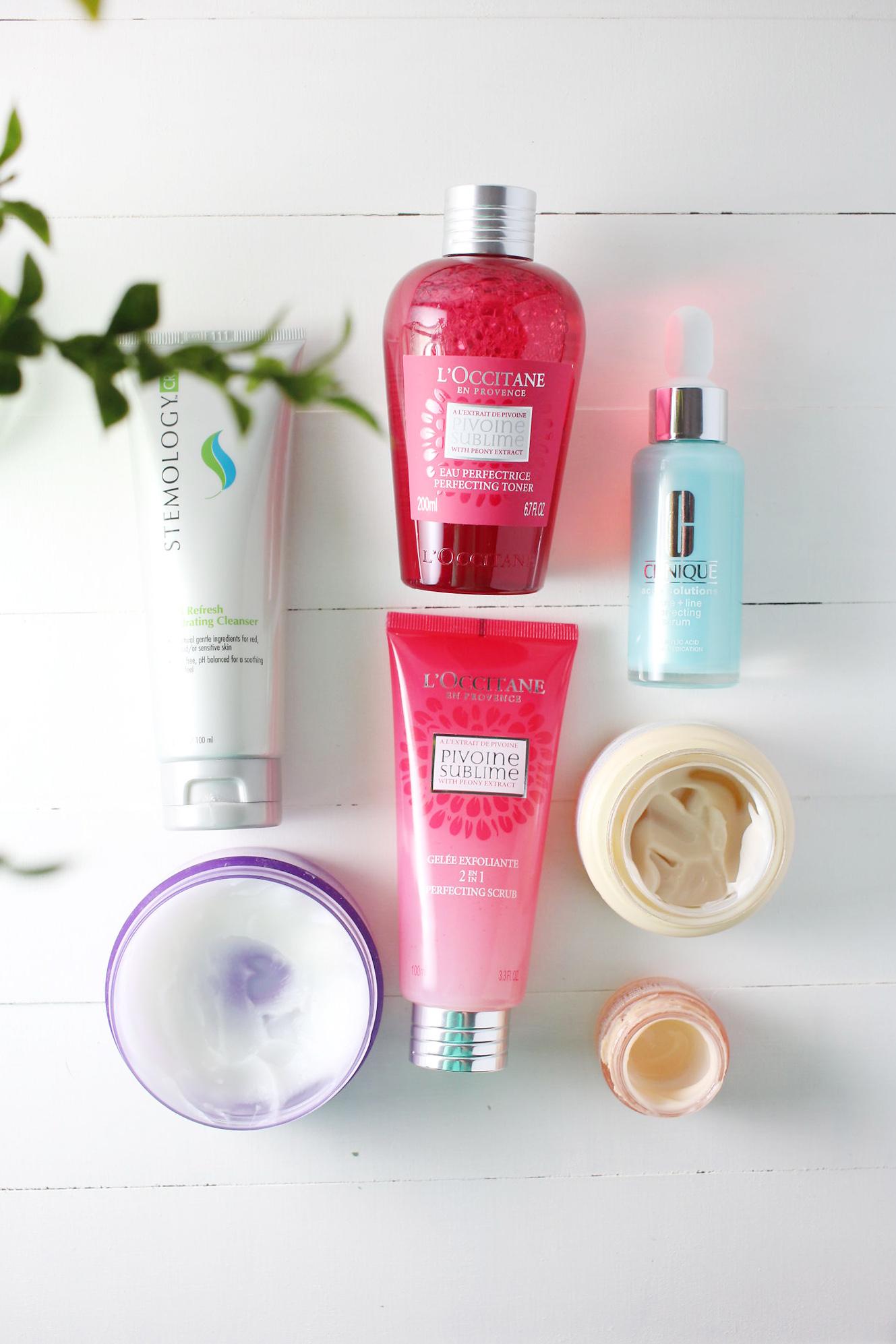 My Nighttime Skincare Routine copy
