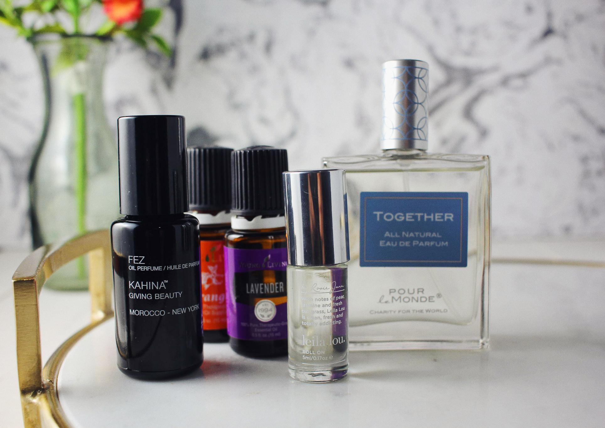 Natural Perfumes I Love