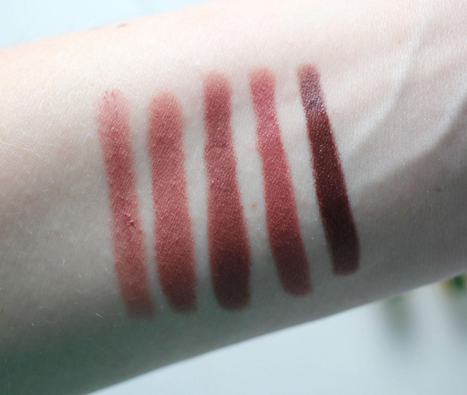 Tarte Matte Lippie Lingerie | best matte lipstick | matte lip crayon | nude lipstick | Tarte Lippie Lingerie swatches