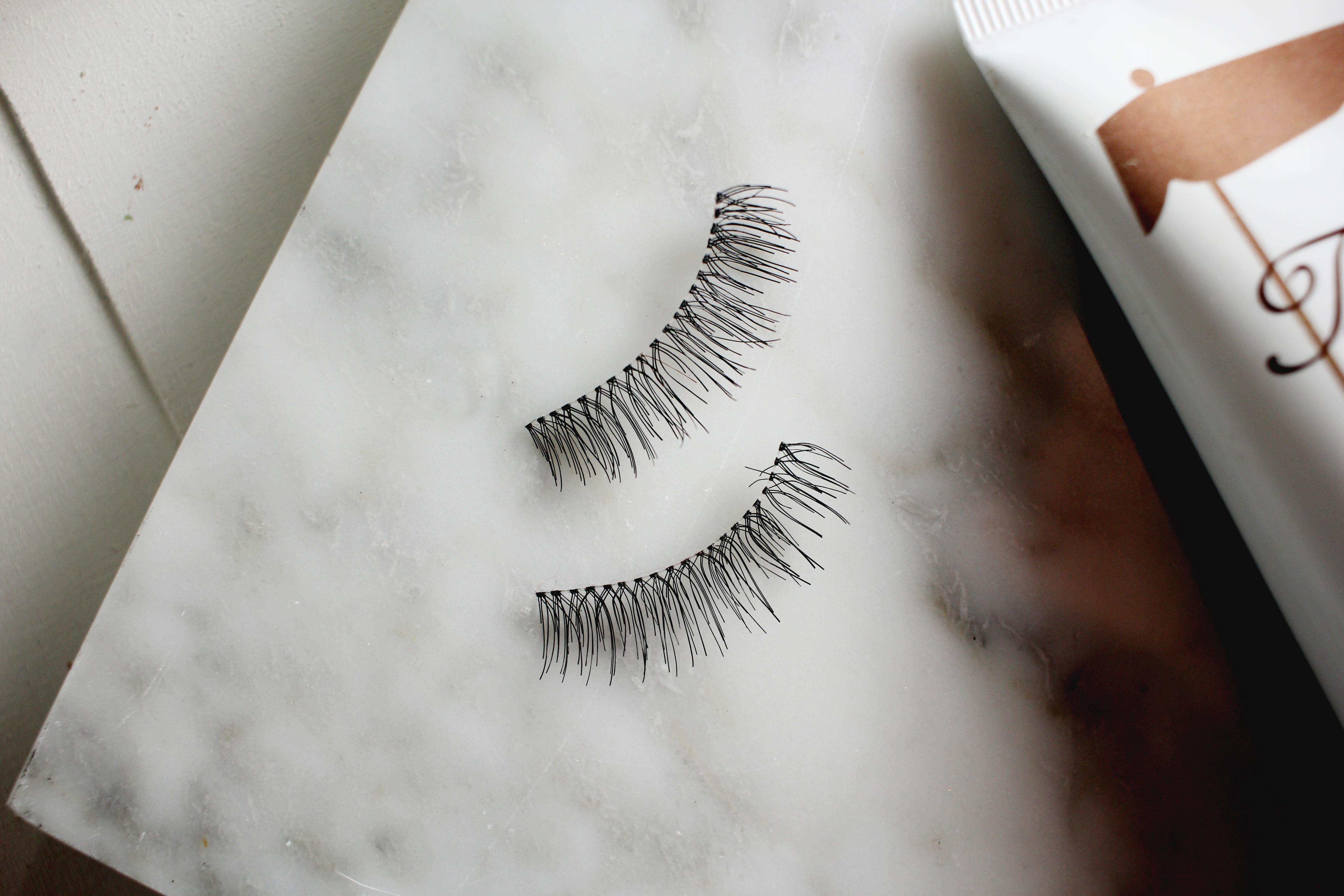 Sally Beauty false lashes
