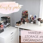 Perilously Pale's Makeup Organization