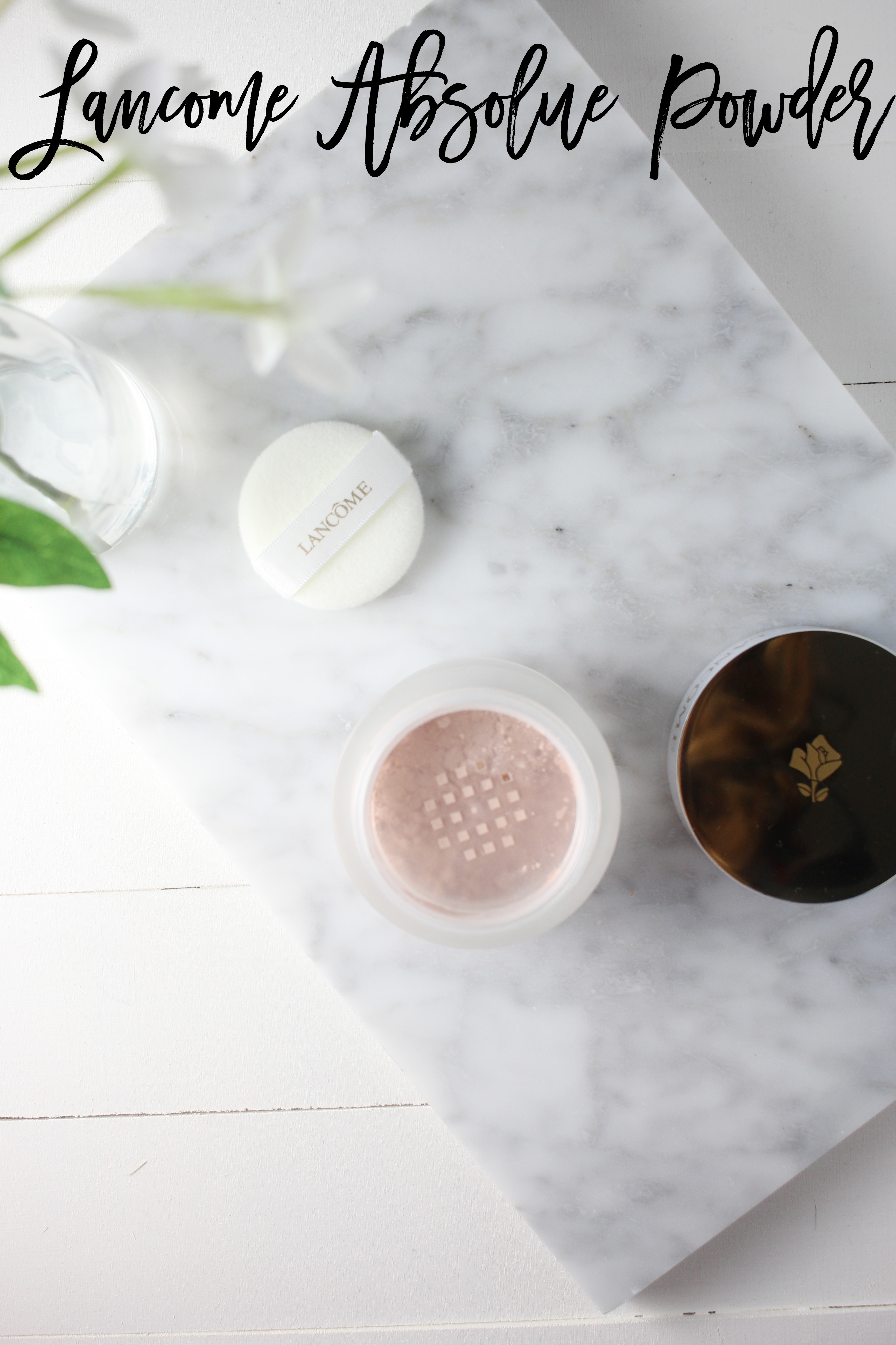 ABSOLUE POWDER Radiant Smoothing Powder Absolute pearl