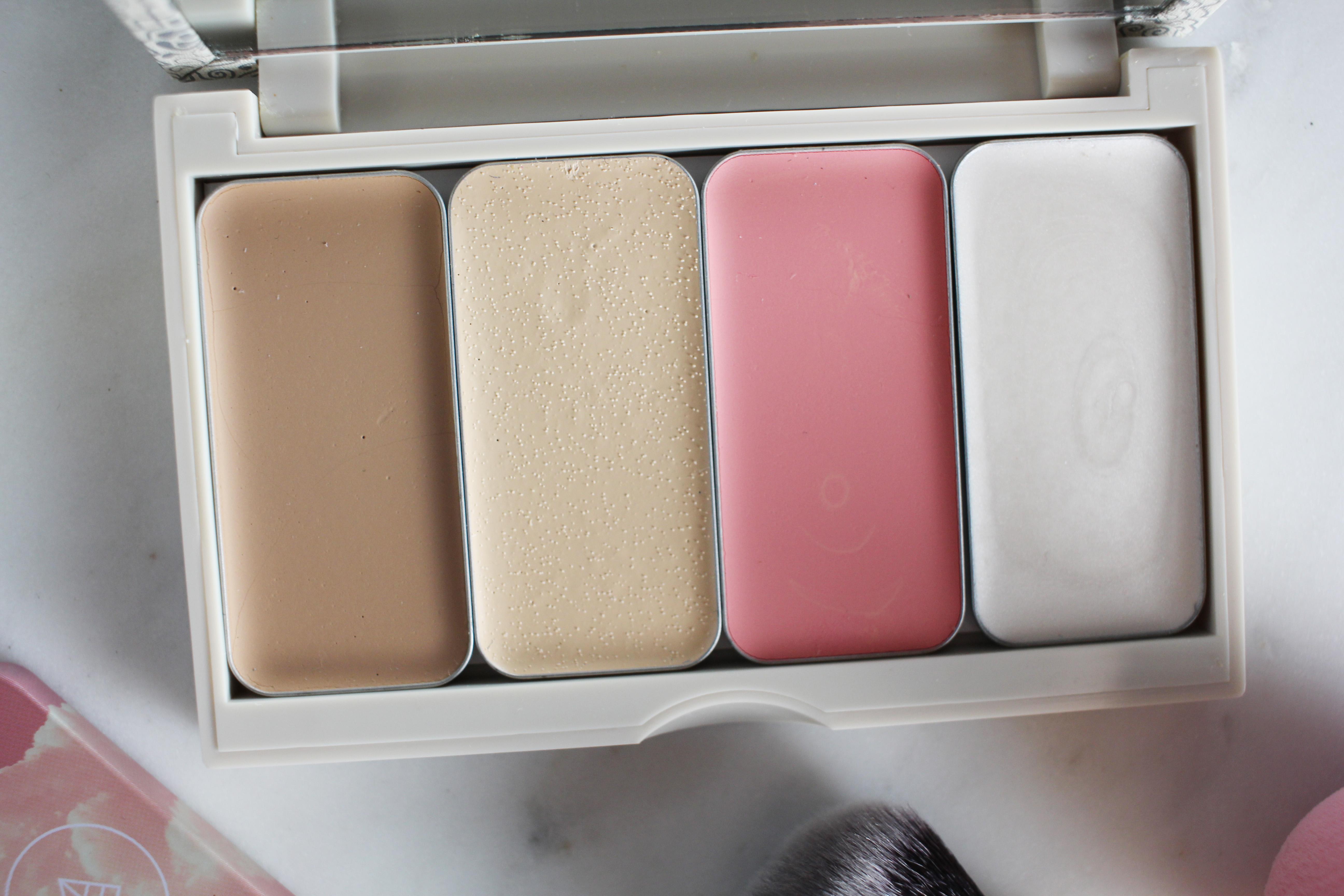 Maskcara IIID Foundation HAC palette | Maskcara Beauty Review | Maskcara Beauty Hits and Misses