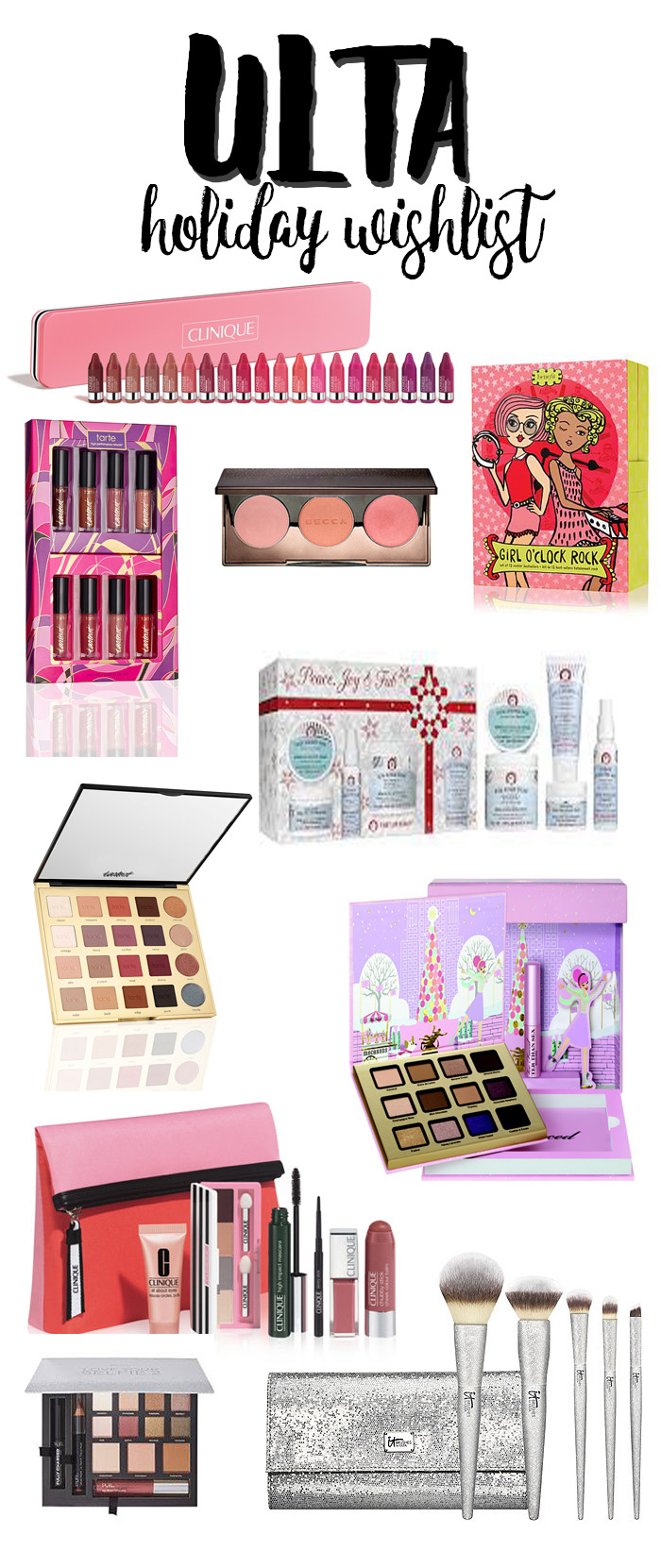 Ulta Beauty Holiday Wishlist
