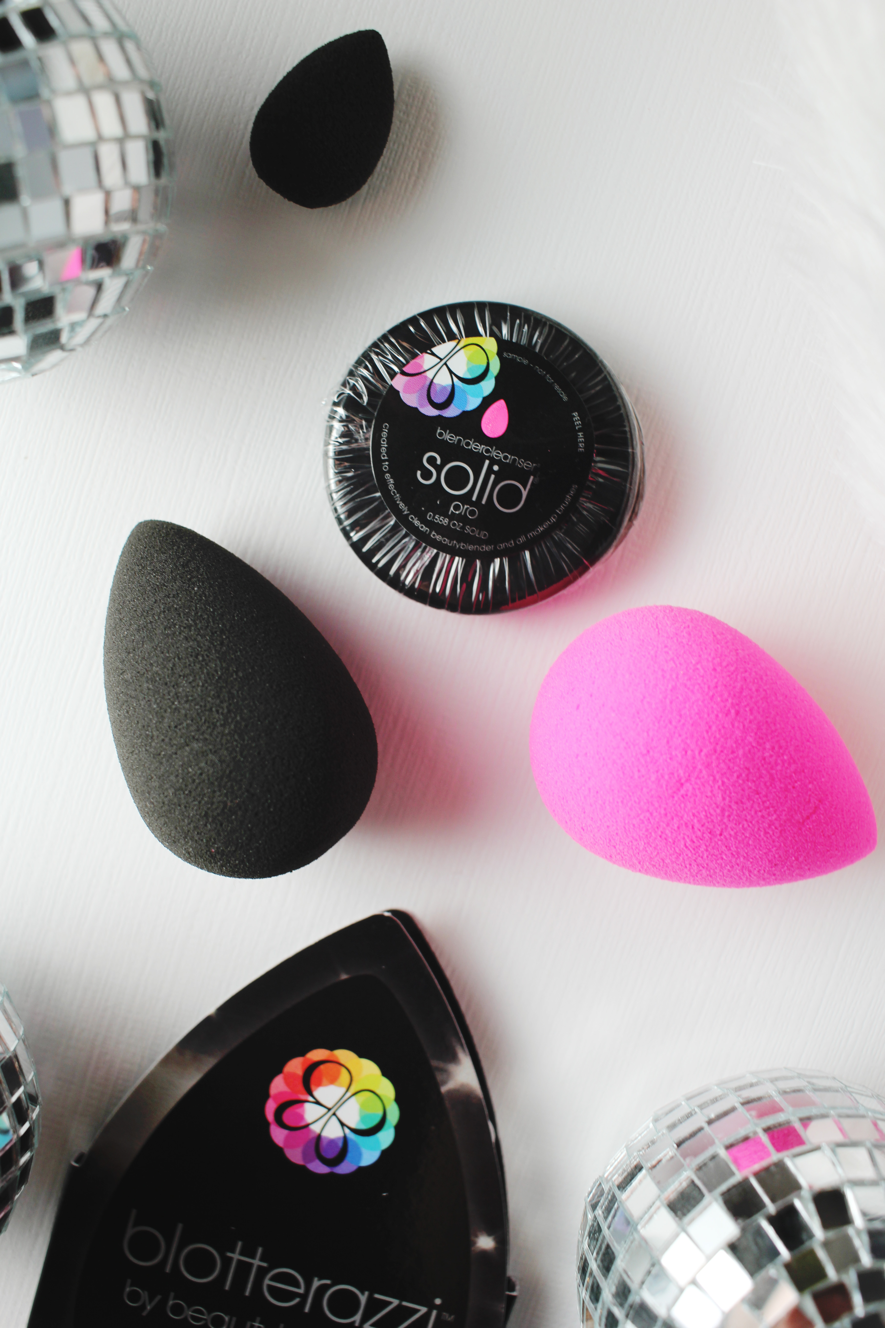 Beauty Blender Pro On The Go Justinas Gems Set 2
