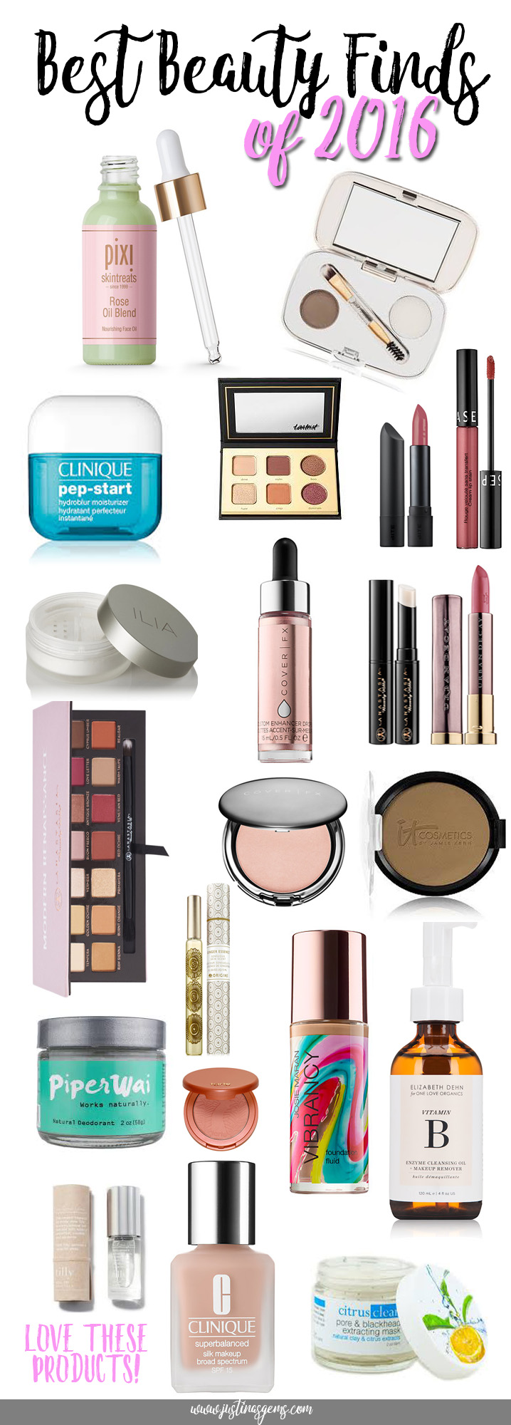 Best Beauty Finds of 2016