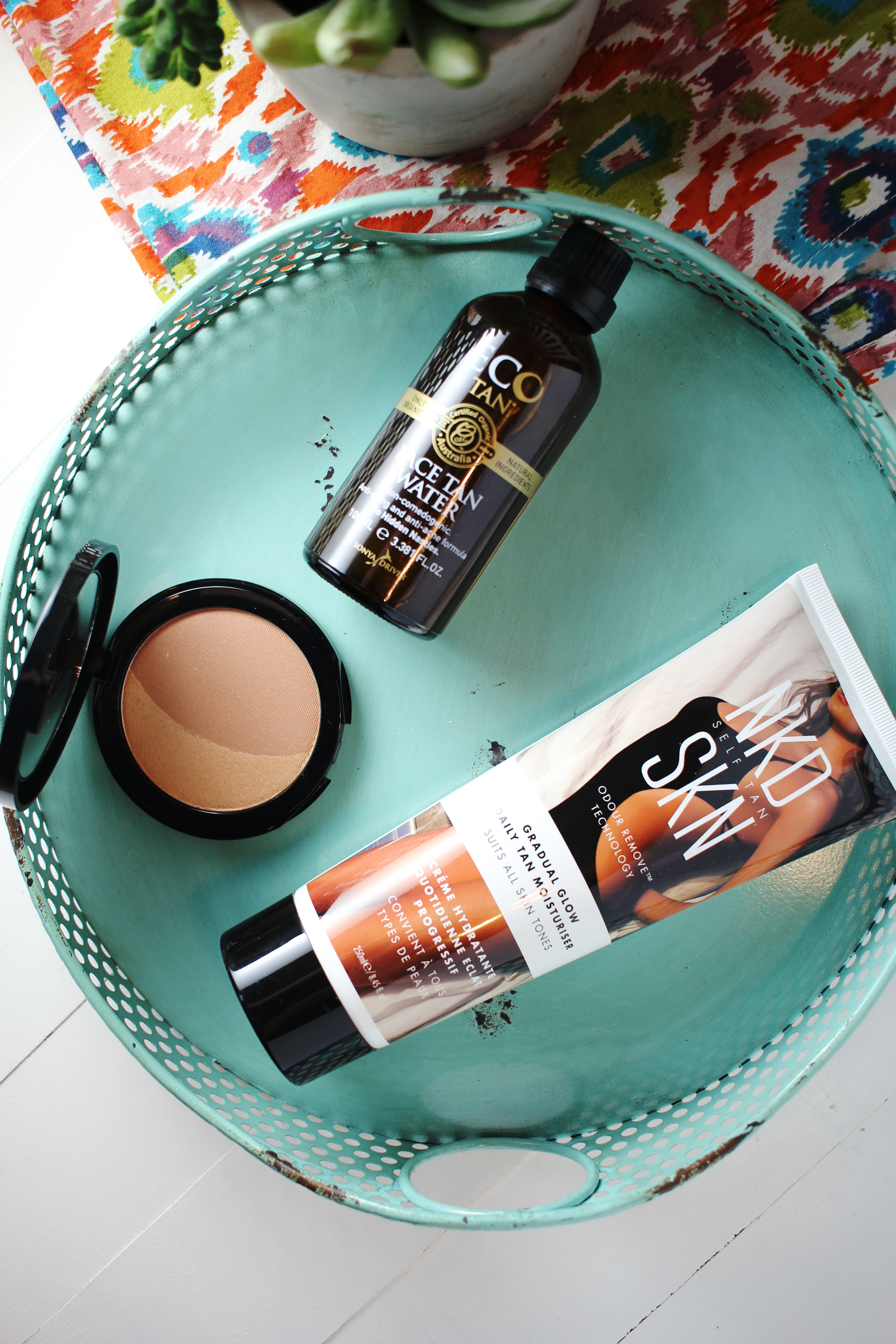 Green Beauty Finds- 3 Ways to Tan Naturally