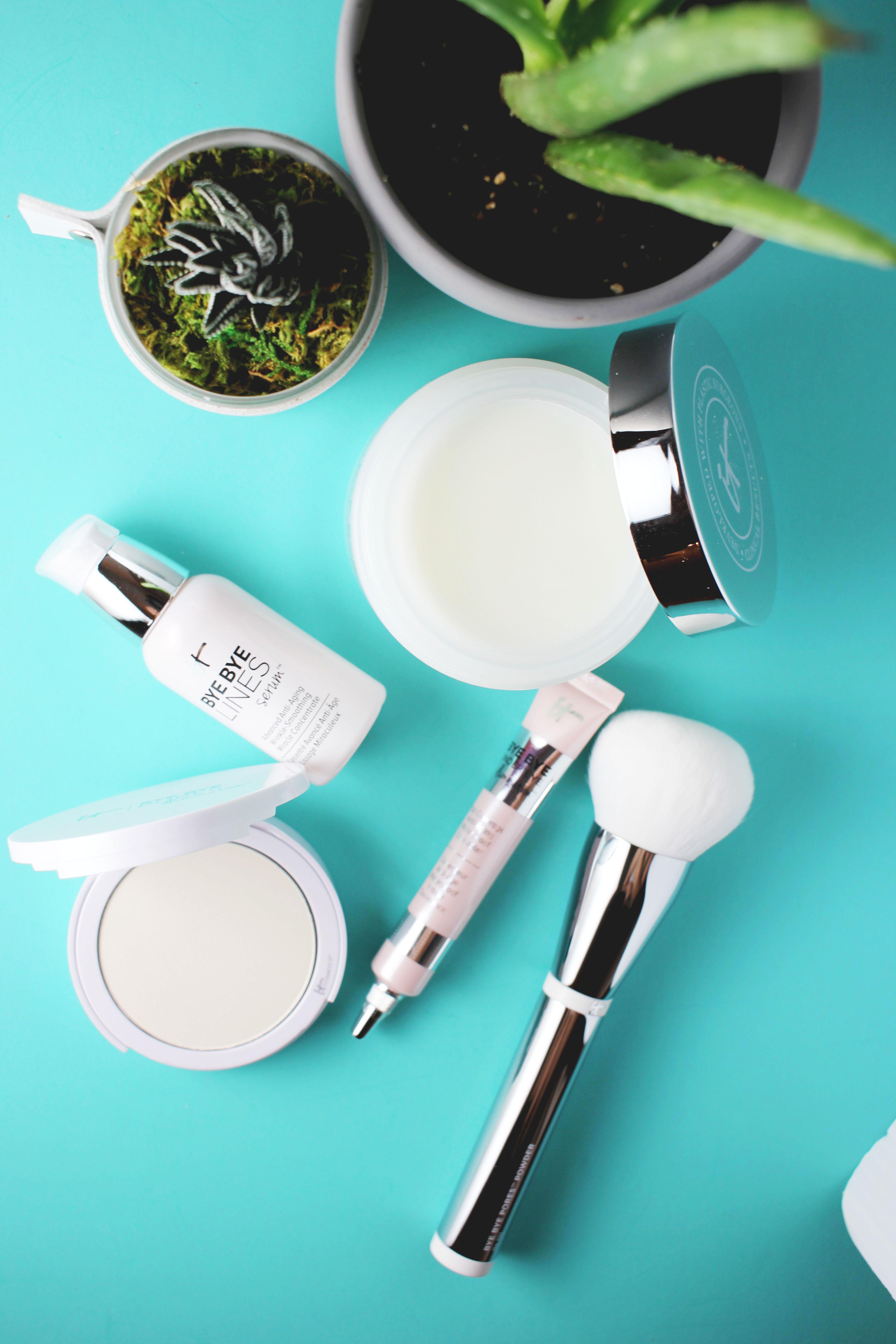 It Cosmetics Bye Bye Pores vs. Bye Bye Pores Illumination