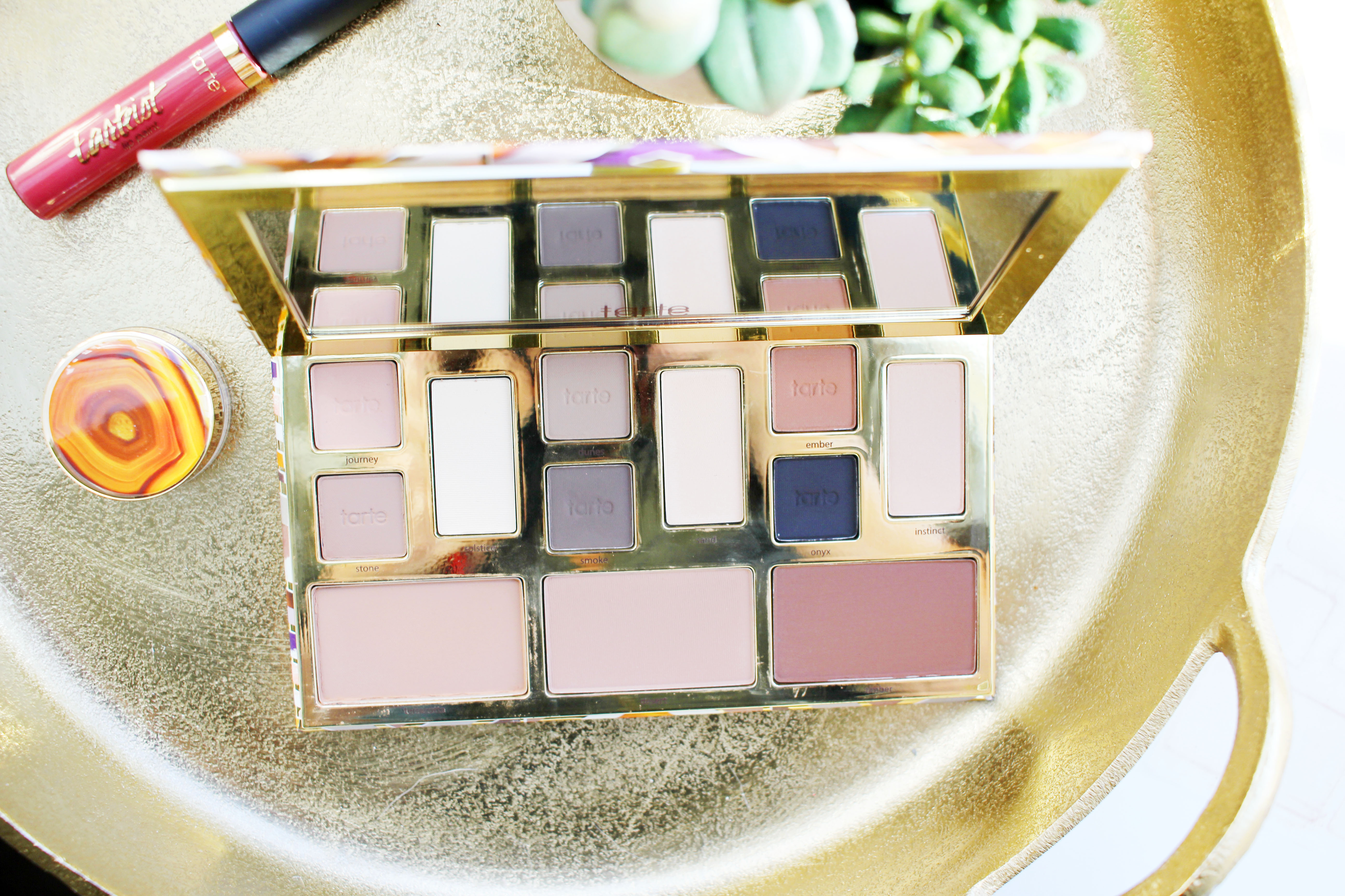 Tarte Clay Play Face Shaping Palette   All in one palette   neutral palette   Tarte Contour palette