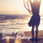 Sweat-Proof Summer Makeup Bag