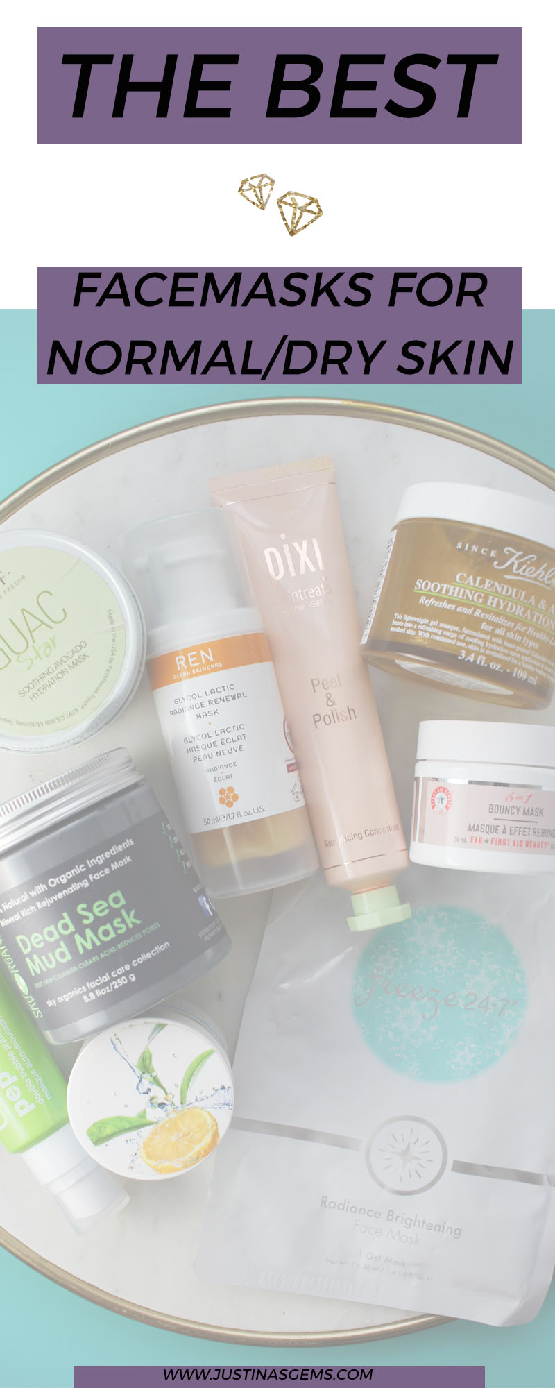 The best face masks for normal to dry skin