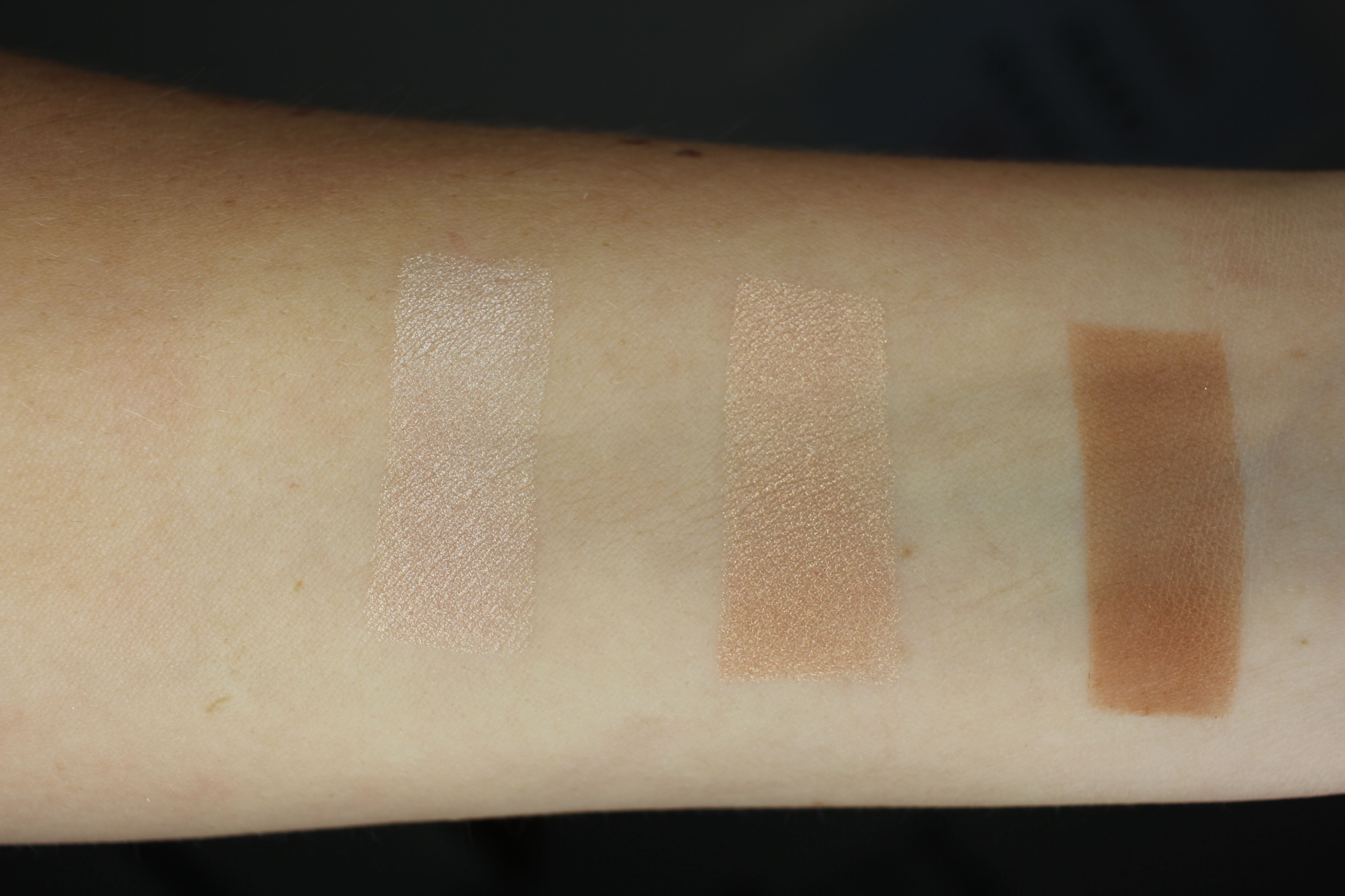 NARS Bord De Plage Highlighting and Bronzing Palette review and swatches