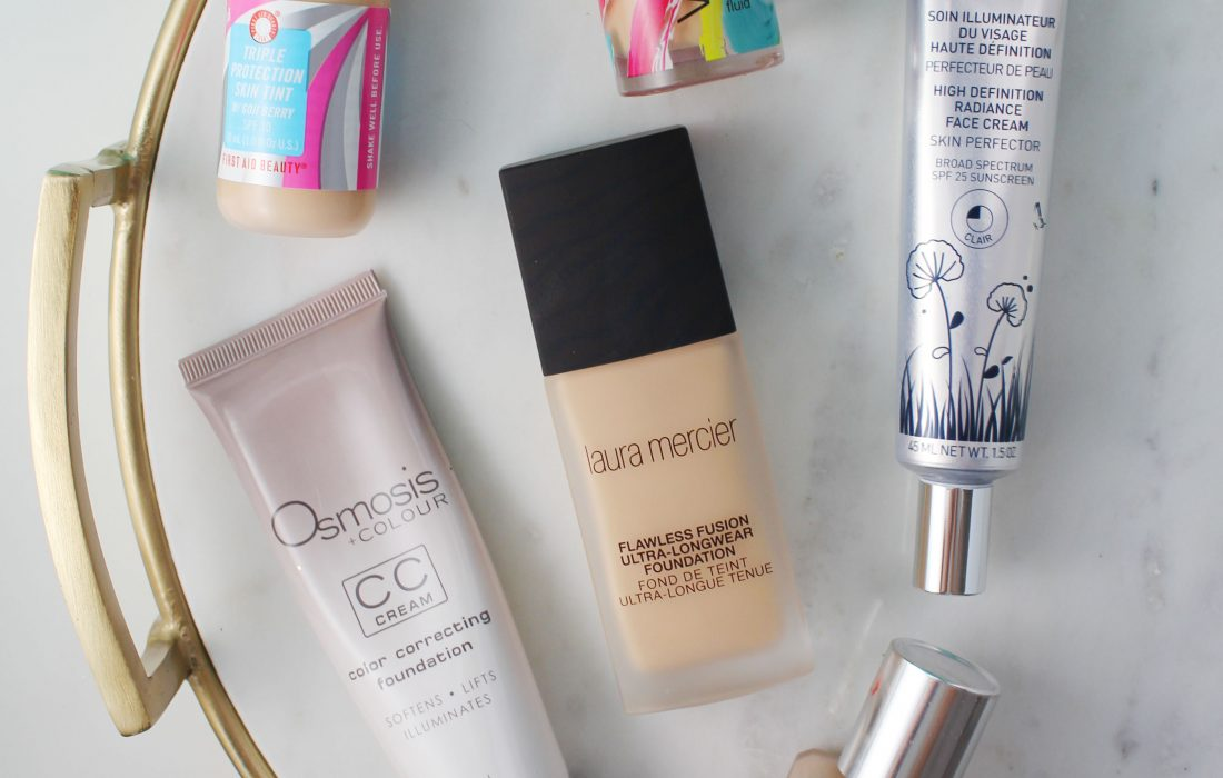 My Skin But Better- Easy to Wear Natural Finish Foundations