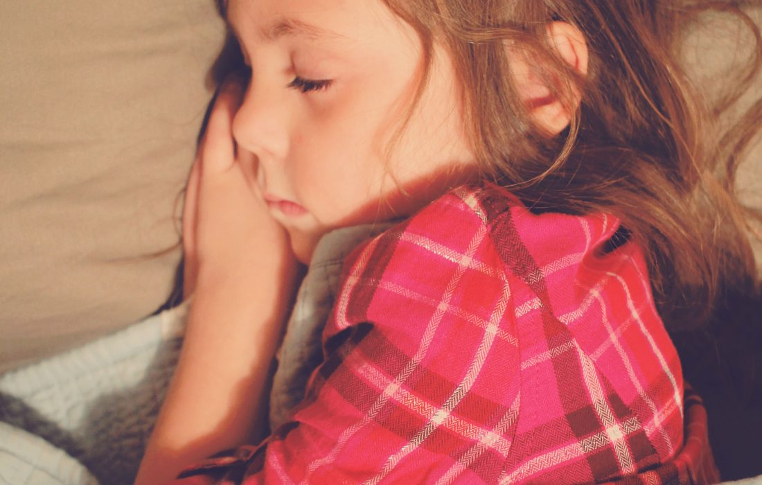 Bedtime Essential Oil Roll-On Recipe for Kids