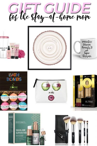 Holiday Gift Guide for the Stay at Home Mom