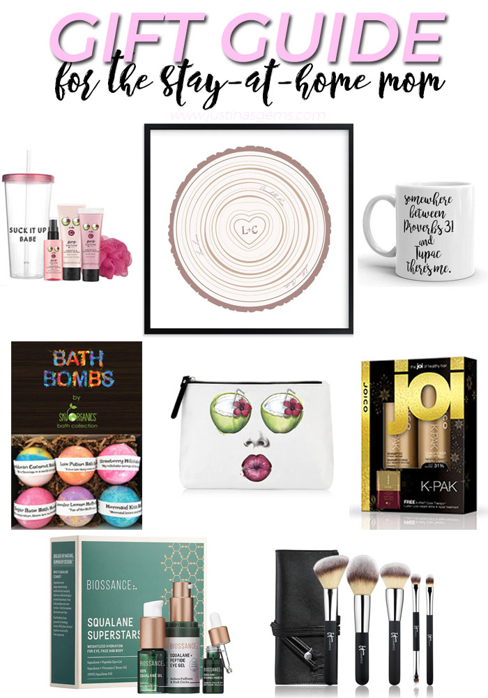 holiday gift guide for the stay at home mom justina s gems
