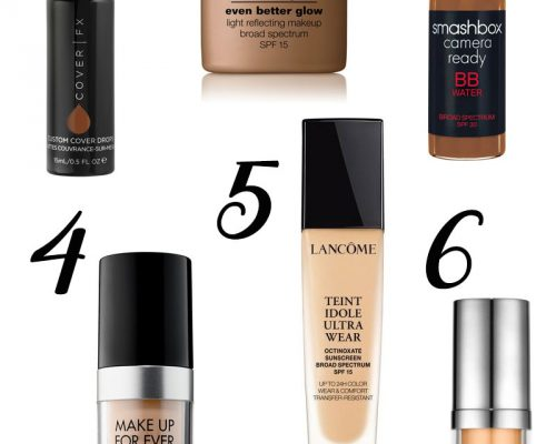 8 Foundations I Love That Come in Full Shade Ranges