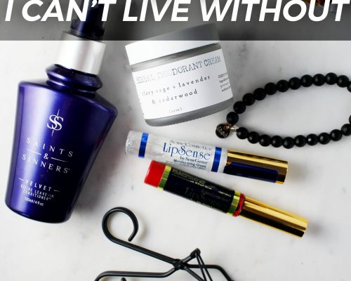 The Best Beauty Finds I Can't Live Without