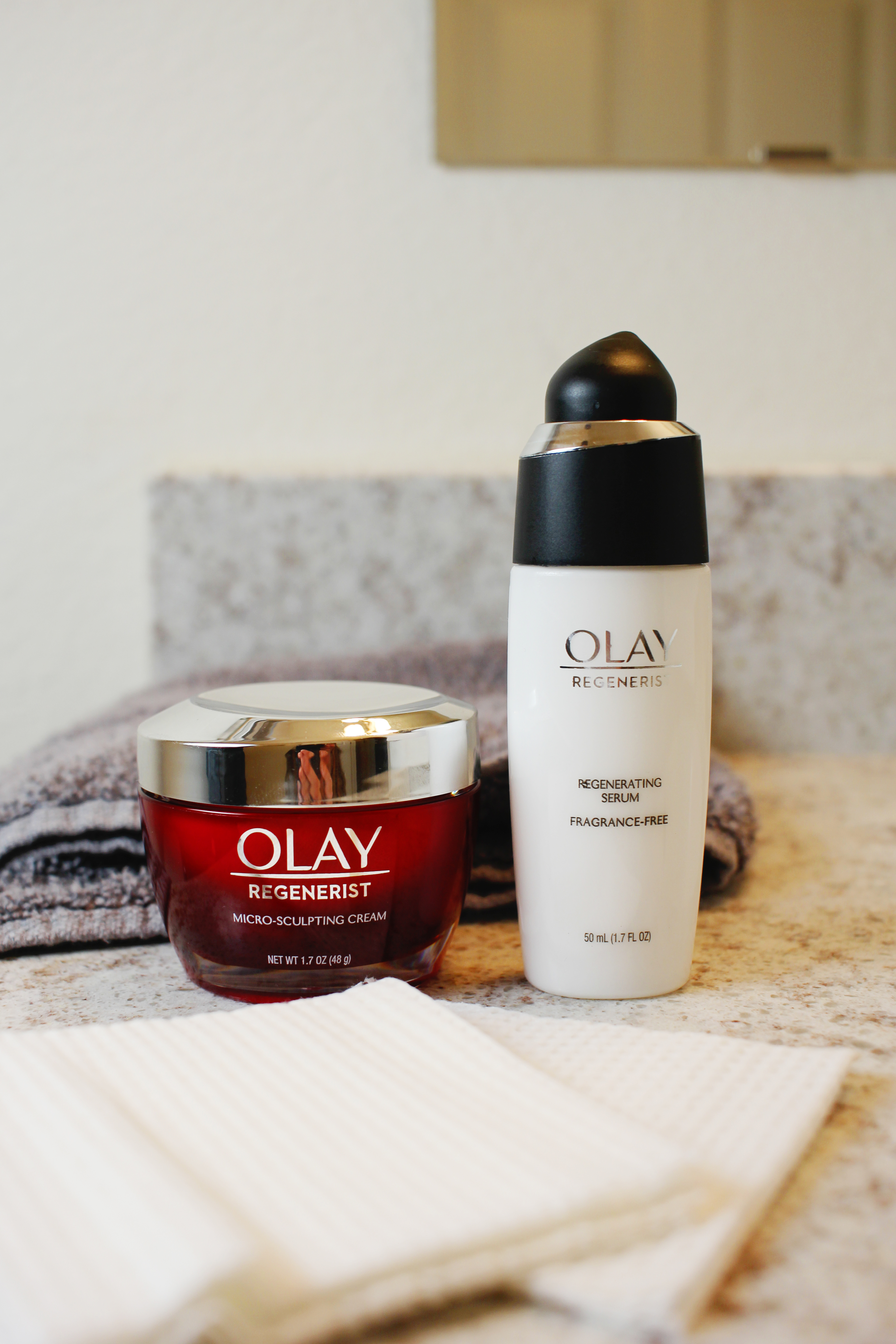 Skincare reset with Olay
