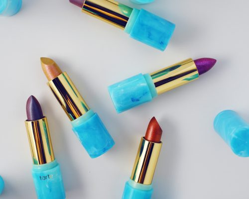 Tarte Color Splash Shade Shifting Lipstick Review