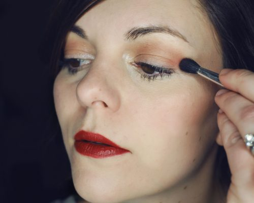 The perfect eyeshadow crease shade (and you already own it!)