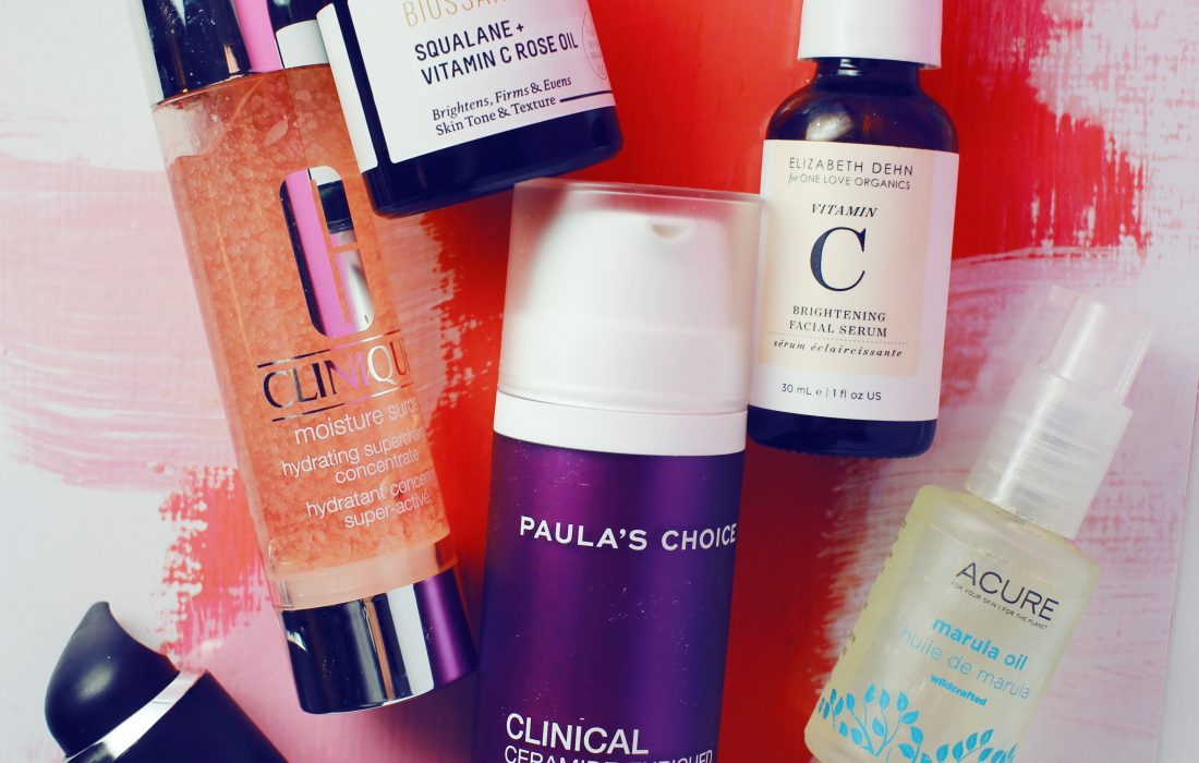 Best Skincare for Dry/Acne Prone Skin in your 30s