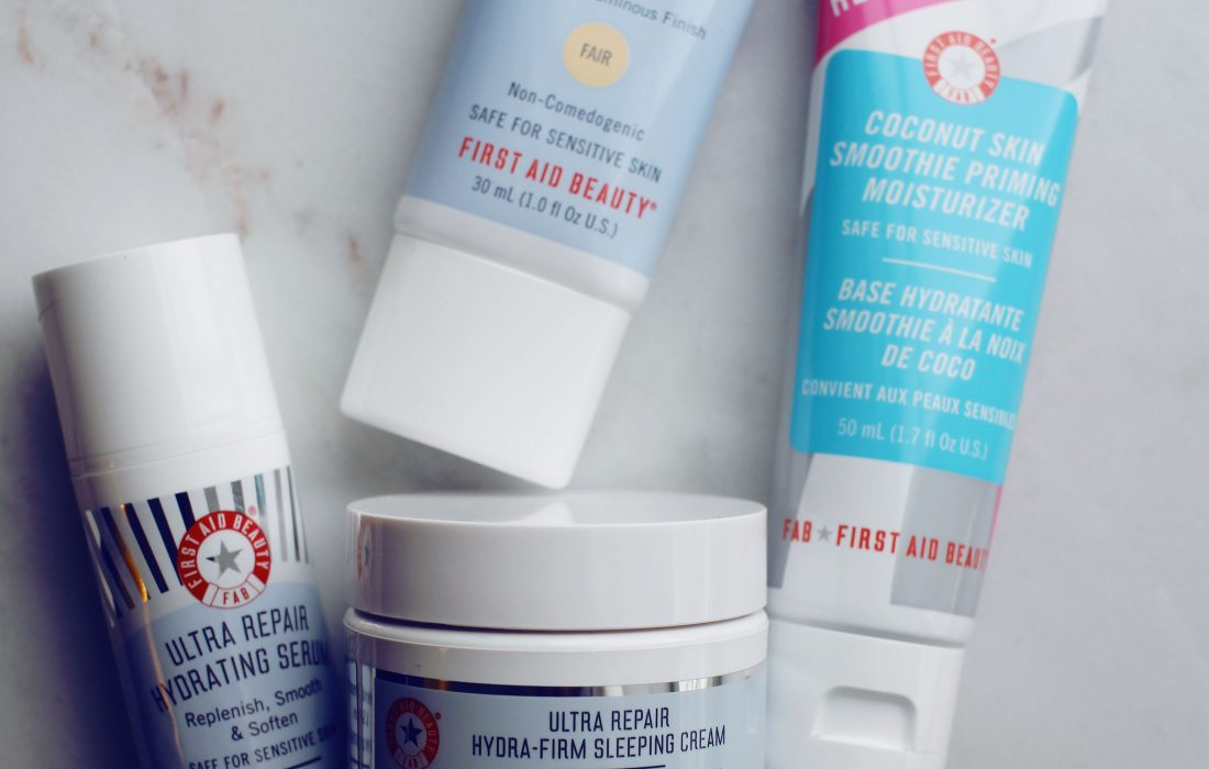 Four Favorites from First Aid Beauty