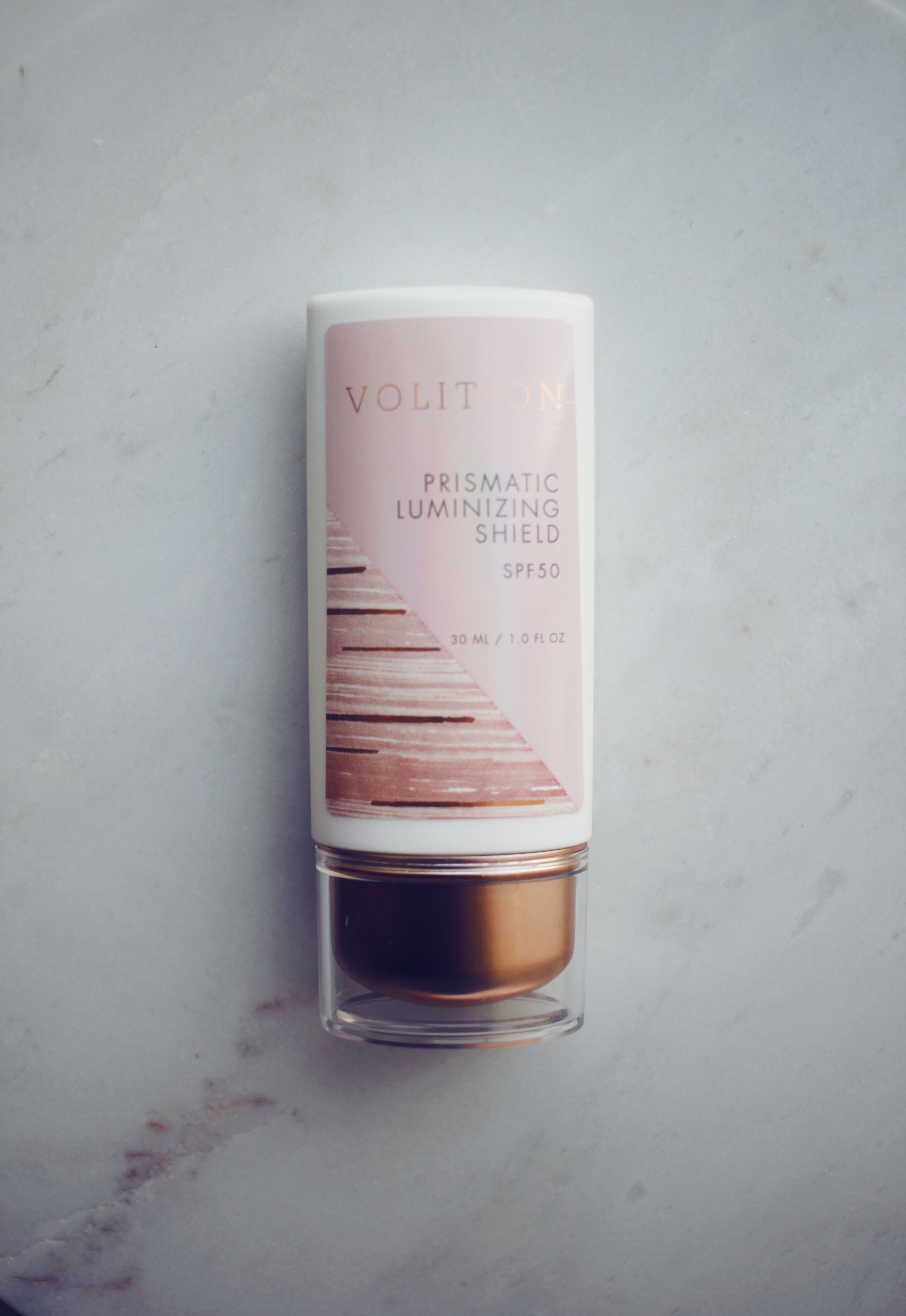 Volition Beauty Prismatic Luminizing Shield SPF 50