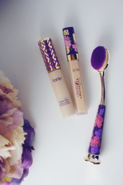 Tarte Shape Tape Concealer vs. Creaseless Concealer
