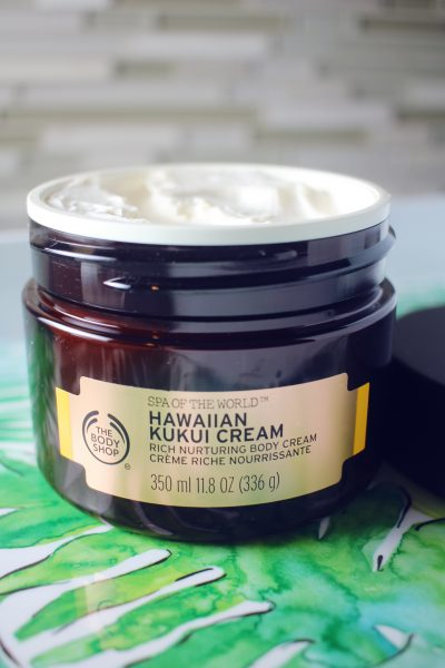 The Body Shop Hawaiian Kukui Cream Review