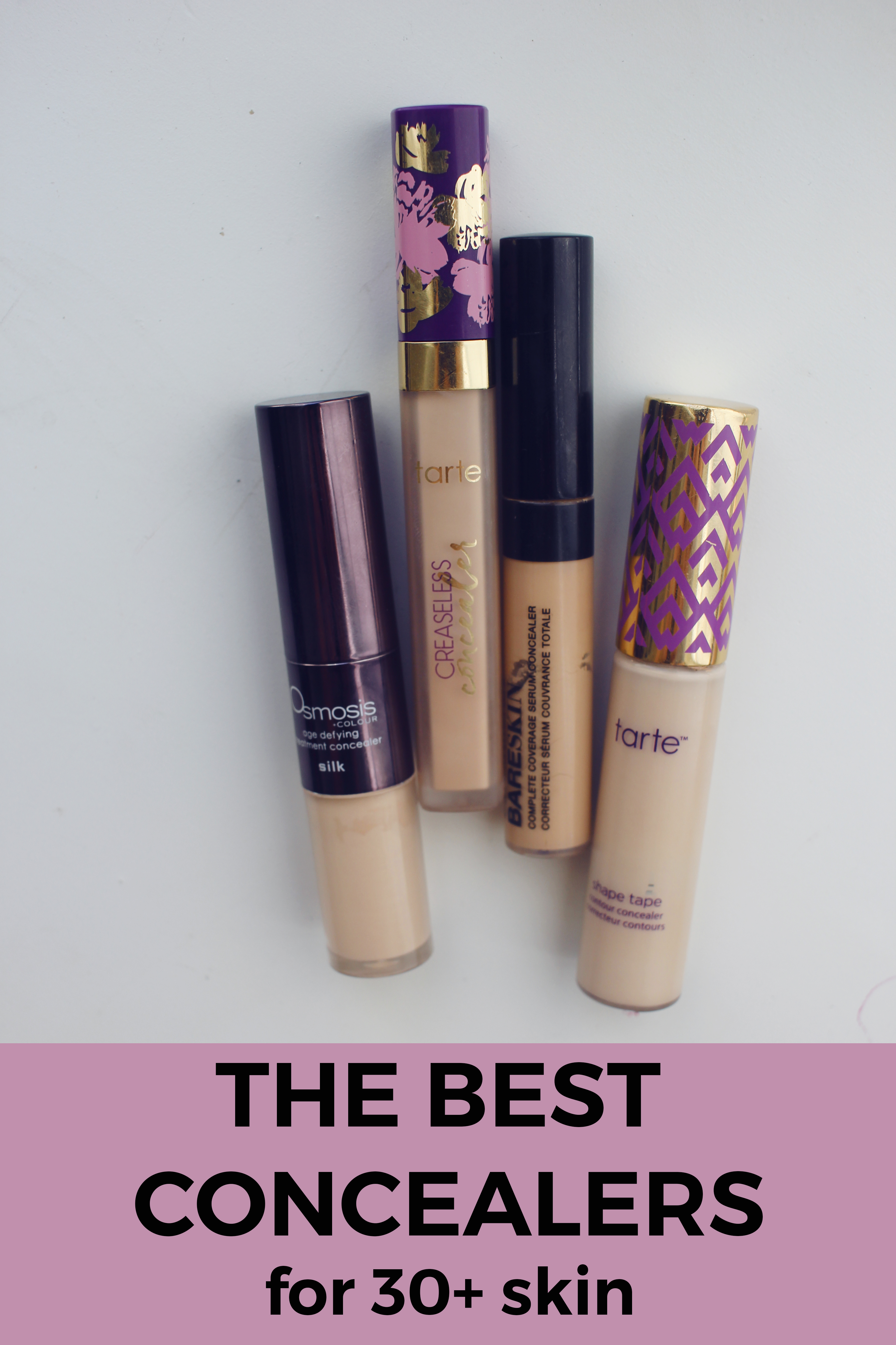 The Best Concealers for 30+ Skin