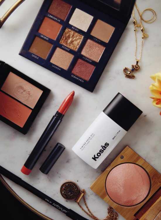 Clean Beauty Project Fresh Coral Vibes