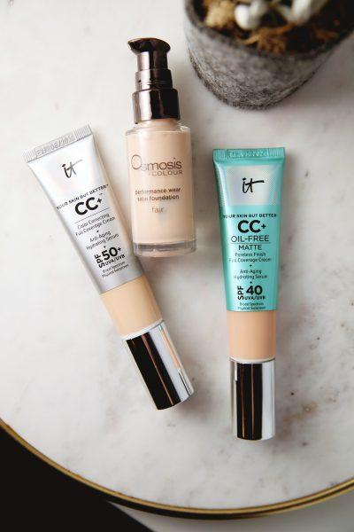 Non-Toxic Dupe for It Cosmetics CC Cream