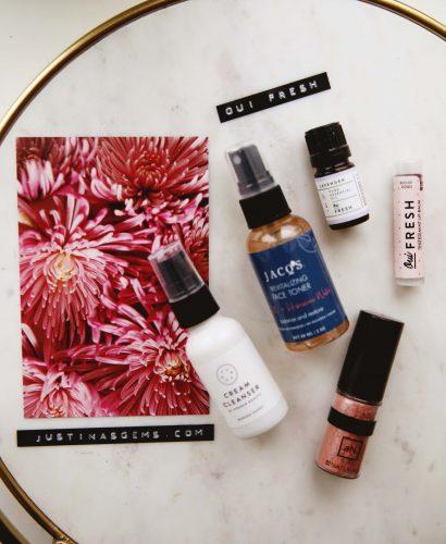 Oui Fresh Beauty Box Subscription Review: January 2019